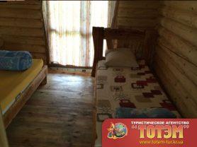Комната с двумя кроватями в доме в SeaLine