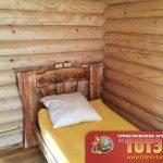 Кровать в доме в SeaLine