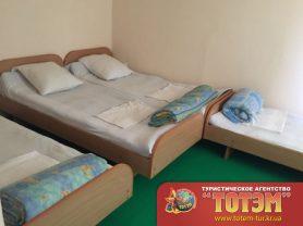 Комната с 4 кроватями в доме в SeaLine